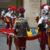 Szombathelyre zarándokoltak a Pápai Svájci Gárda tagjai